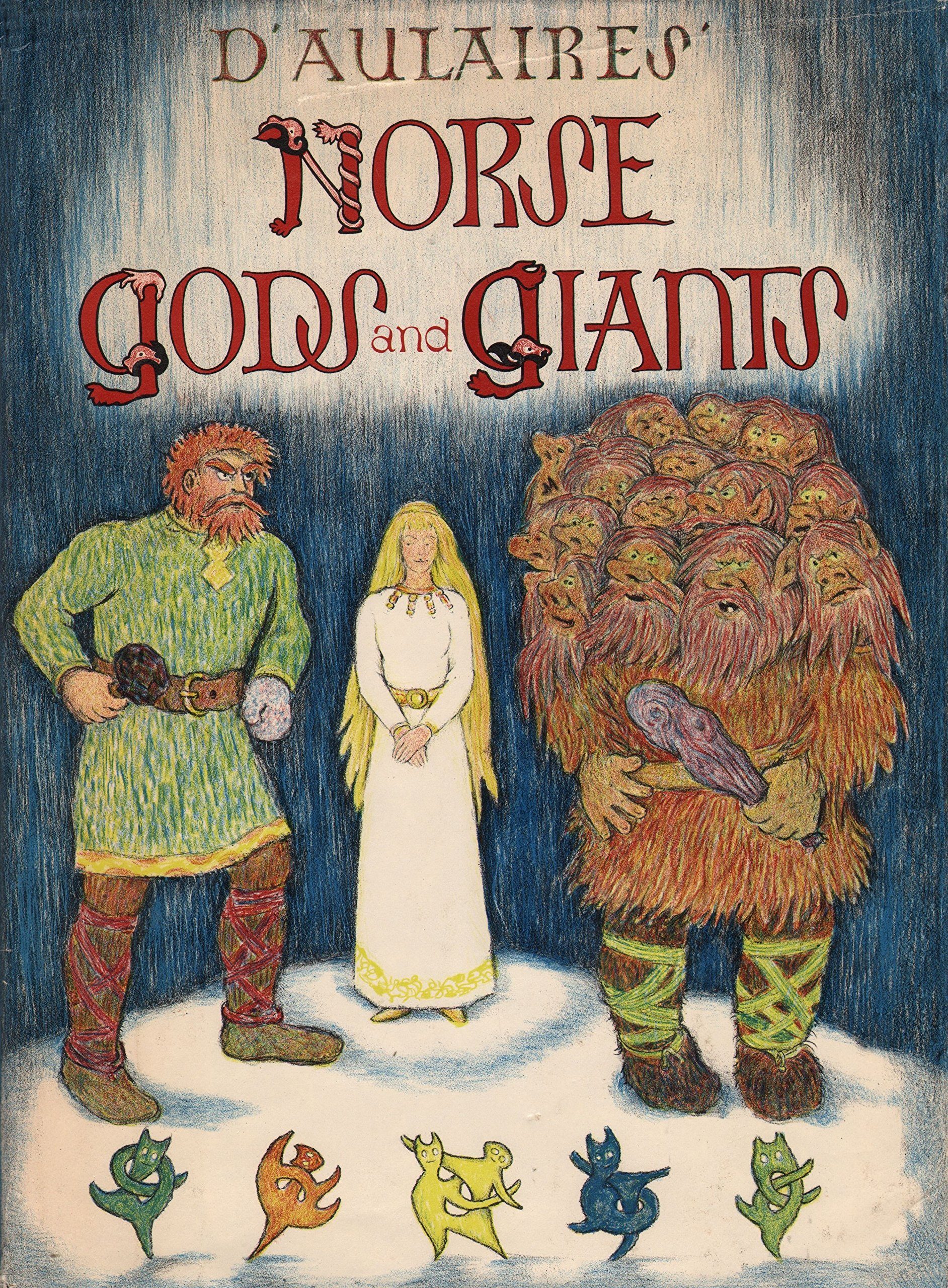 how big were norse giants