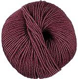 DMC Woolly Yarn colour 053, Burgandy