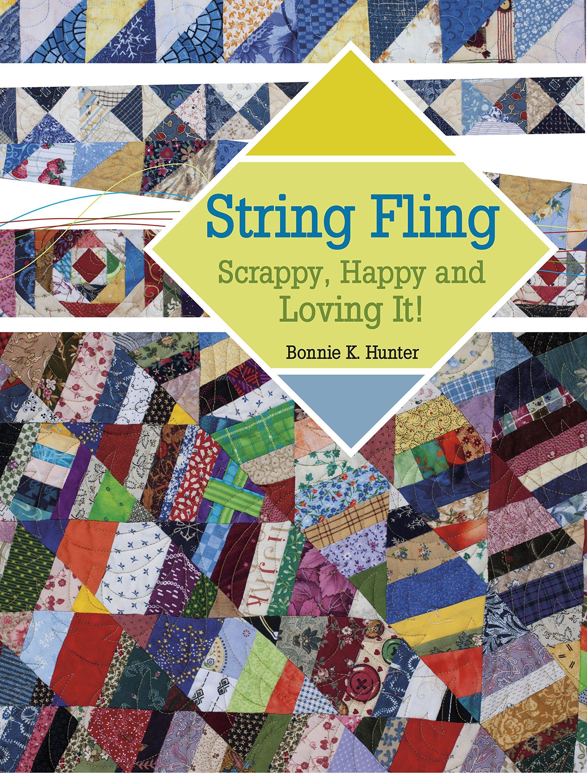 String Fling Scrappy Happy Loving