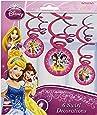 6 Suspensions Princesses Disney