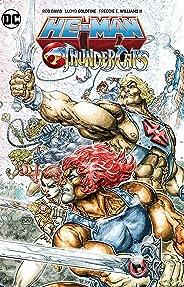 He Man Thundercats TP