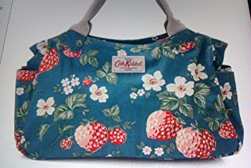 704dd0809fc7b Cath Kidston Strawberry Day Bag: Amazon.co.uk: Luggage