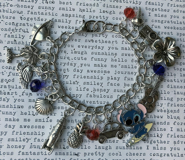 lilo and stitch friendship bracelet pattern