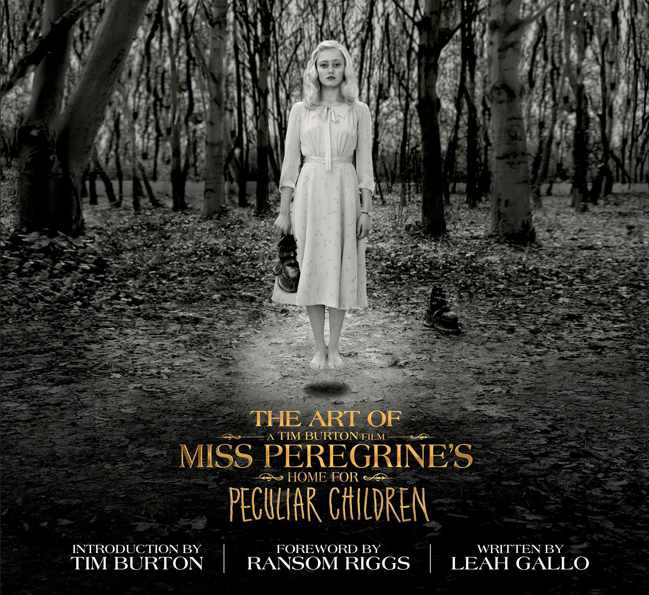The Art of Miss Peregrine's Home for Peculiar Children (Miss Peregrine's Peculiar Children)