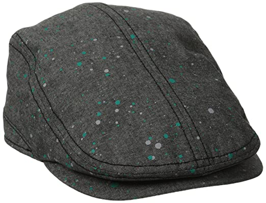 7ffec3956d3 G-Star Raw Men s Coban Flat Cap In Broken Chambray