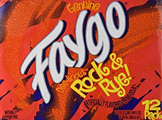 product image for Faygo - Rock & Rye! Soda - 12 Pack of 12-oz. Cans