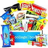 Classic Snacks Care Package (30 Count) - Chips, Cookies, Candy Assortment Bundle Gift Pack and Variety Box - CollegeBox