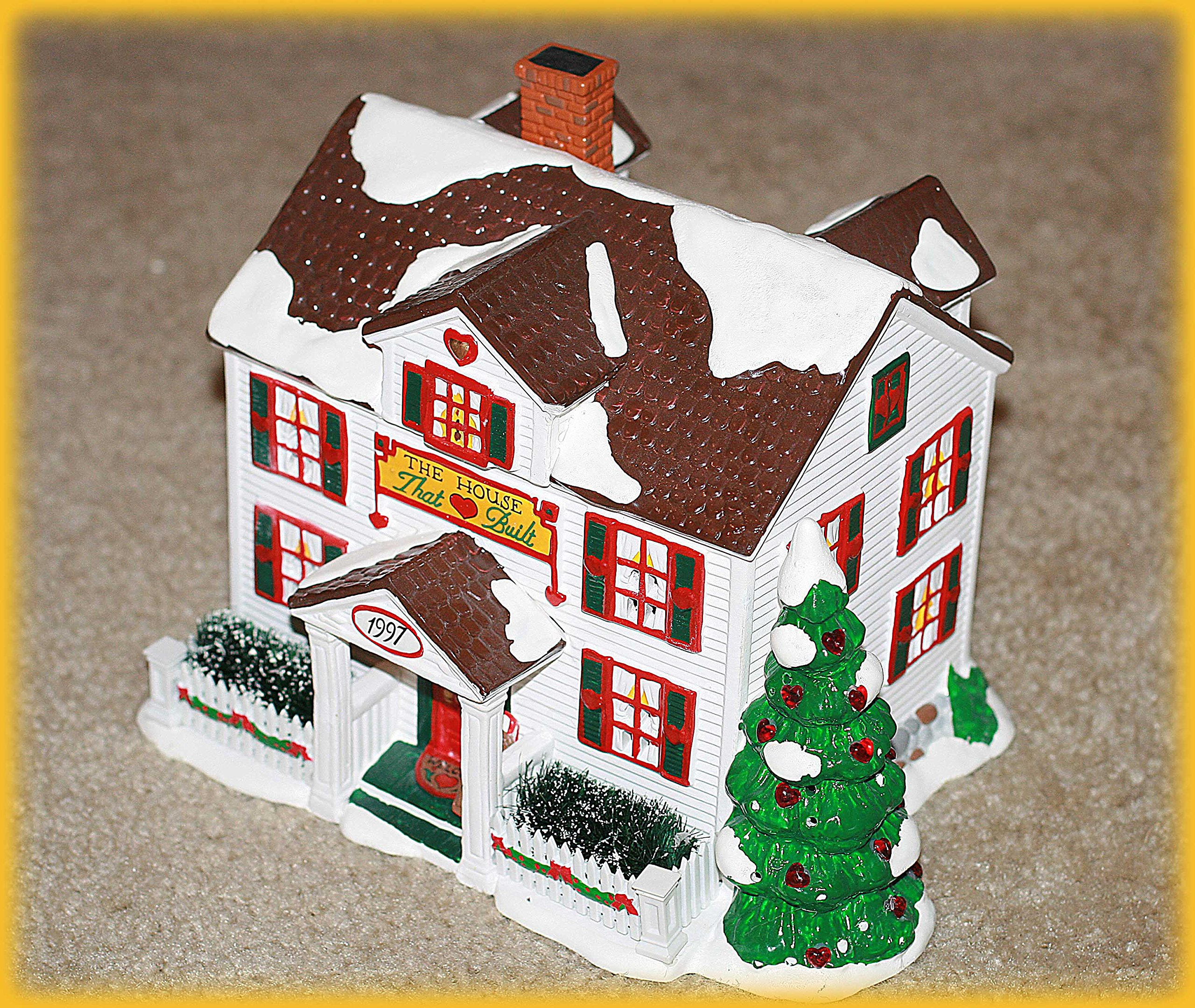 The House That Love Built, The Ronald McDonald House by Department 56