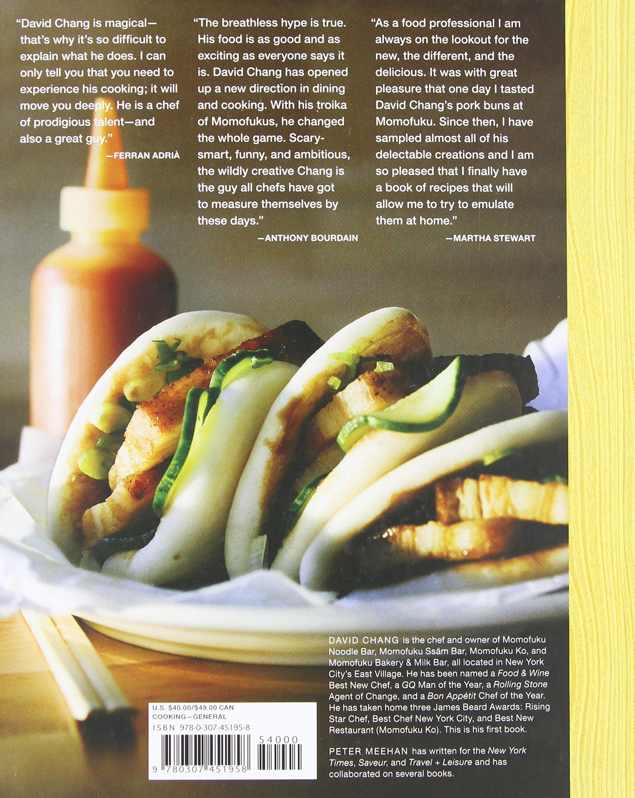 Momofuku: A Cookbook by Clarkson Potter Publishers