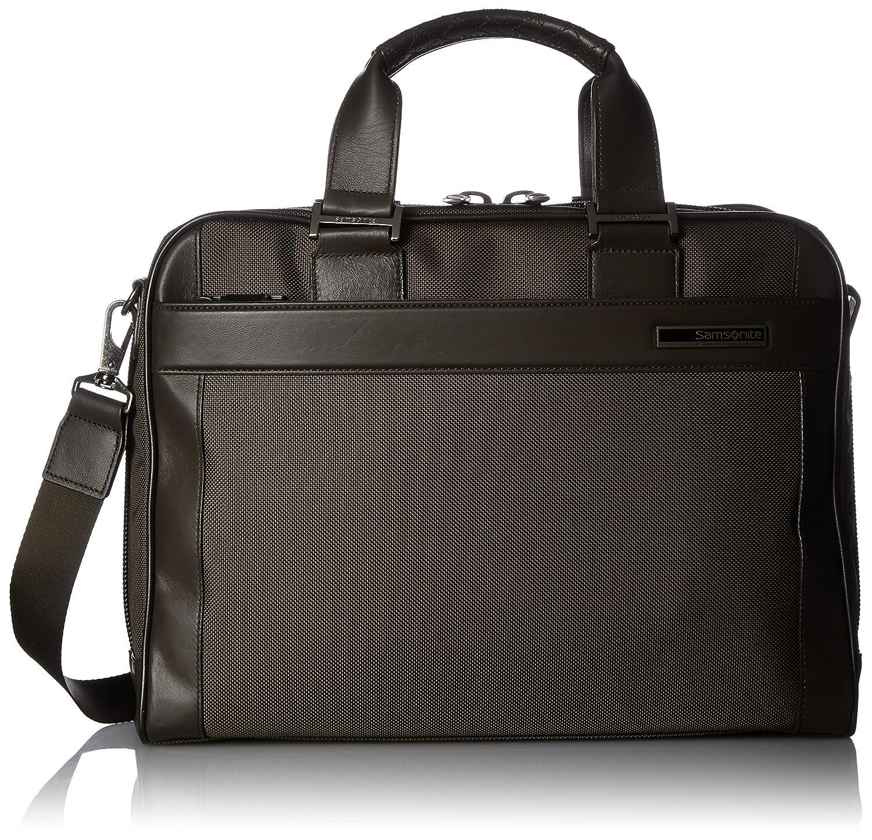 [サムソナイトブラックレーベル] ビジネスバッグ 公式 デュラールブリーフケース(S) S36*09001 国内正規品 メーカー保証付き  ブラウン B06WWKZ1D9