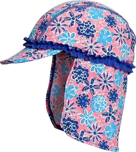 a9f10a586 Playshoes Bademütze Veilchen Mit UV-Schutz