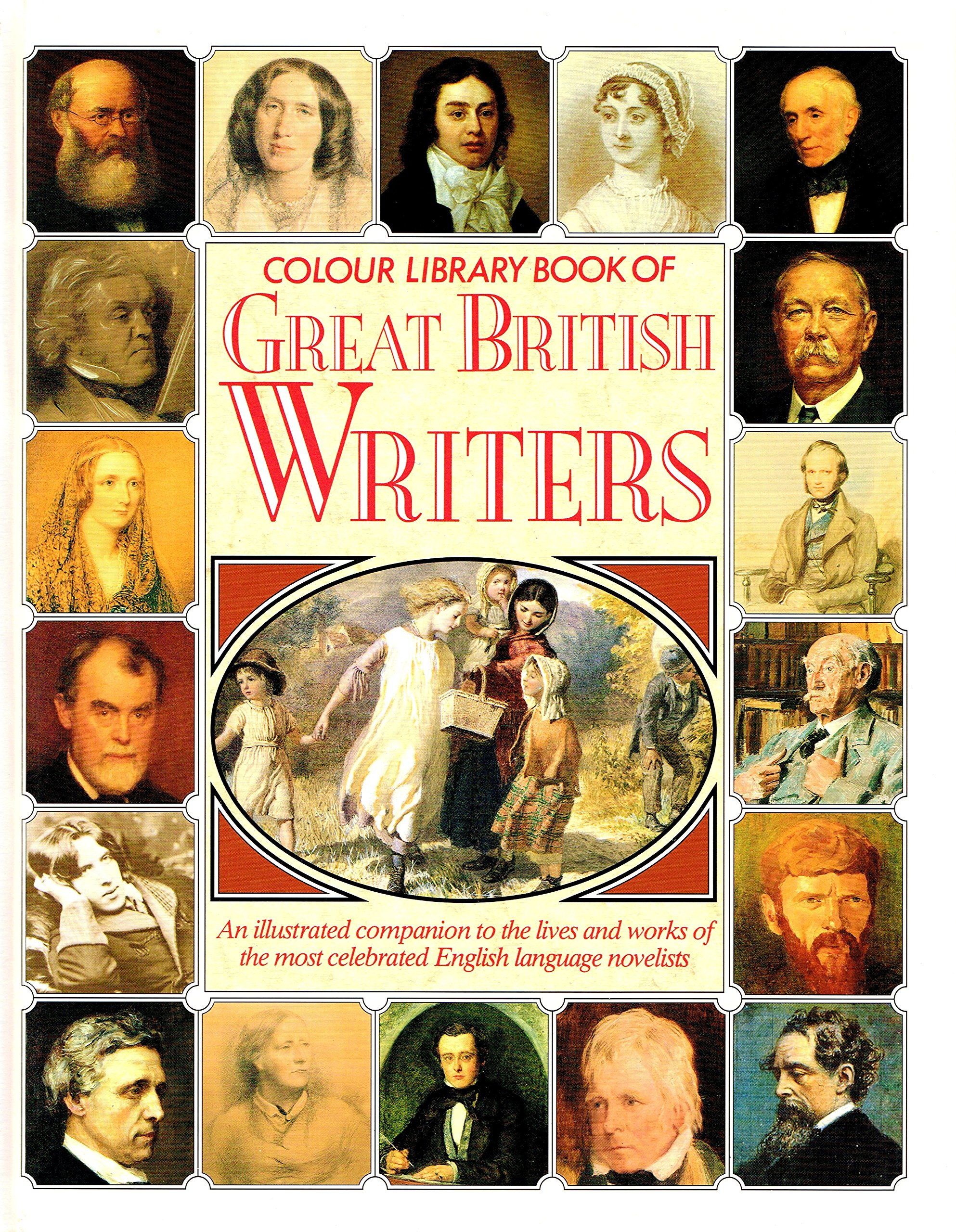 most famous english writers