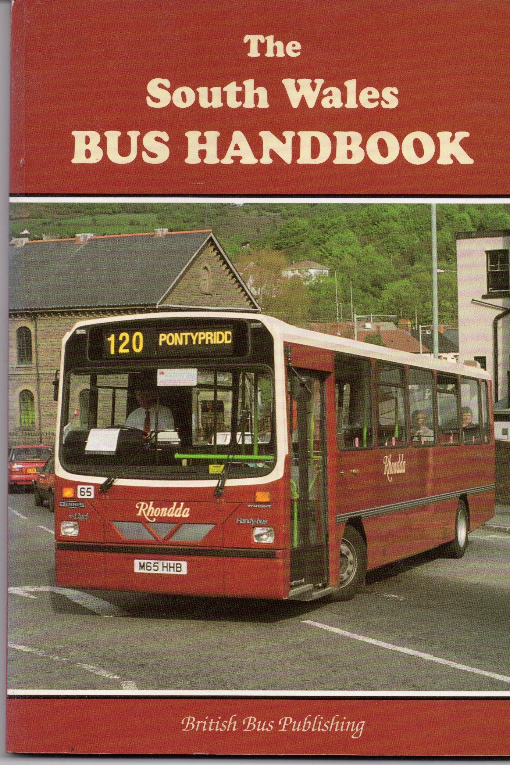 The South Wales Bus Handbook: WS96 (Bus Handbooks)