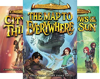 Map to Everywhere by Carrie Ryan