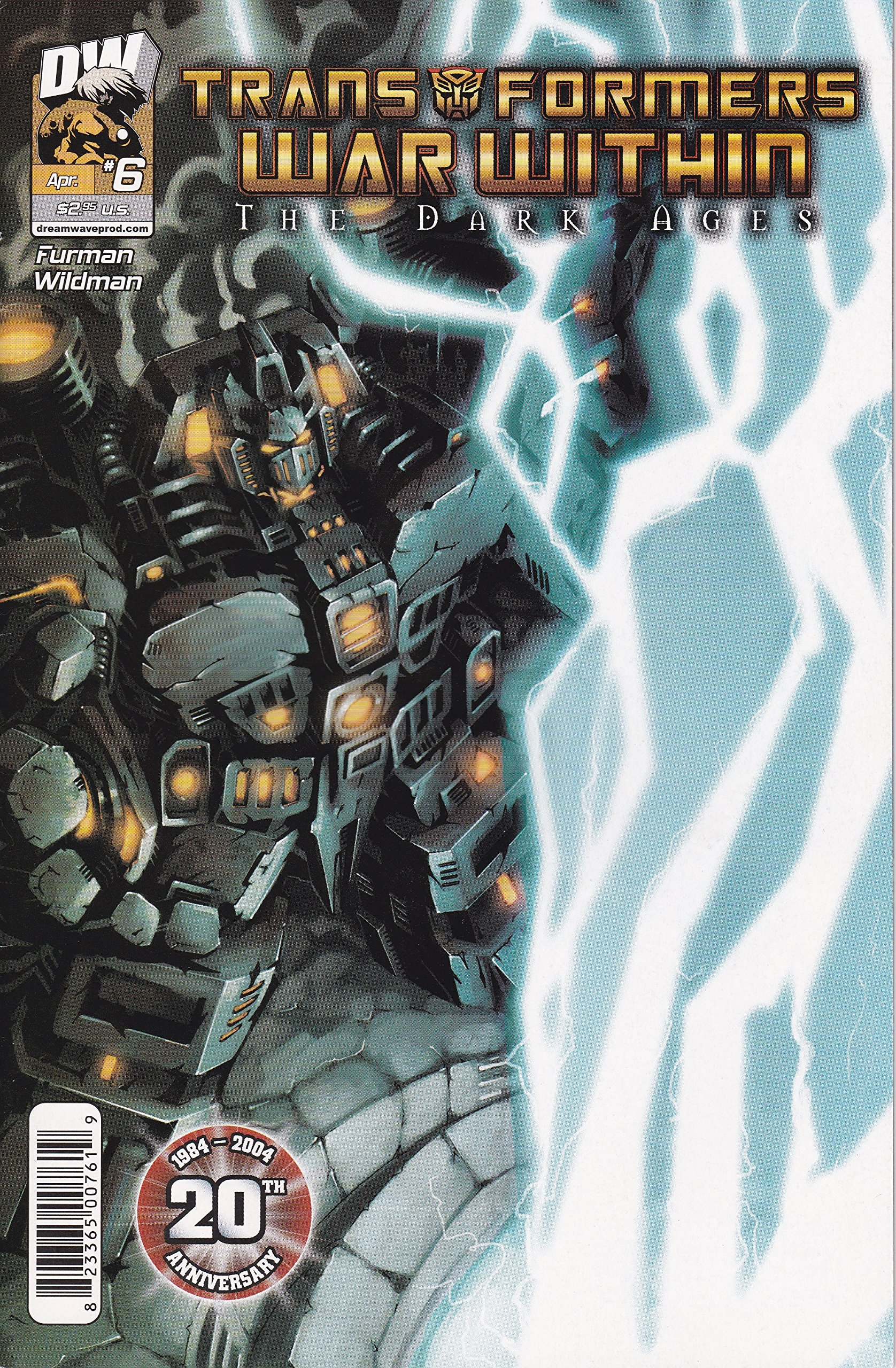 Read Online Transformers War Within: The Dark Ages #1 Vol 1 PDF
