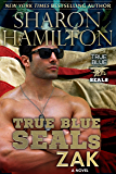 TRUE BLUE SEALS: ZAK: True Navy Blue