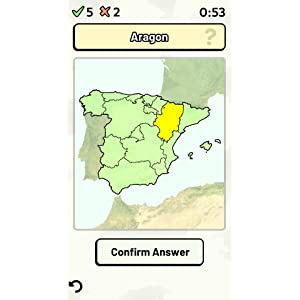 Comunidades Autónomas de España - Quiz: Amazon.es: Appstore para ...