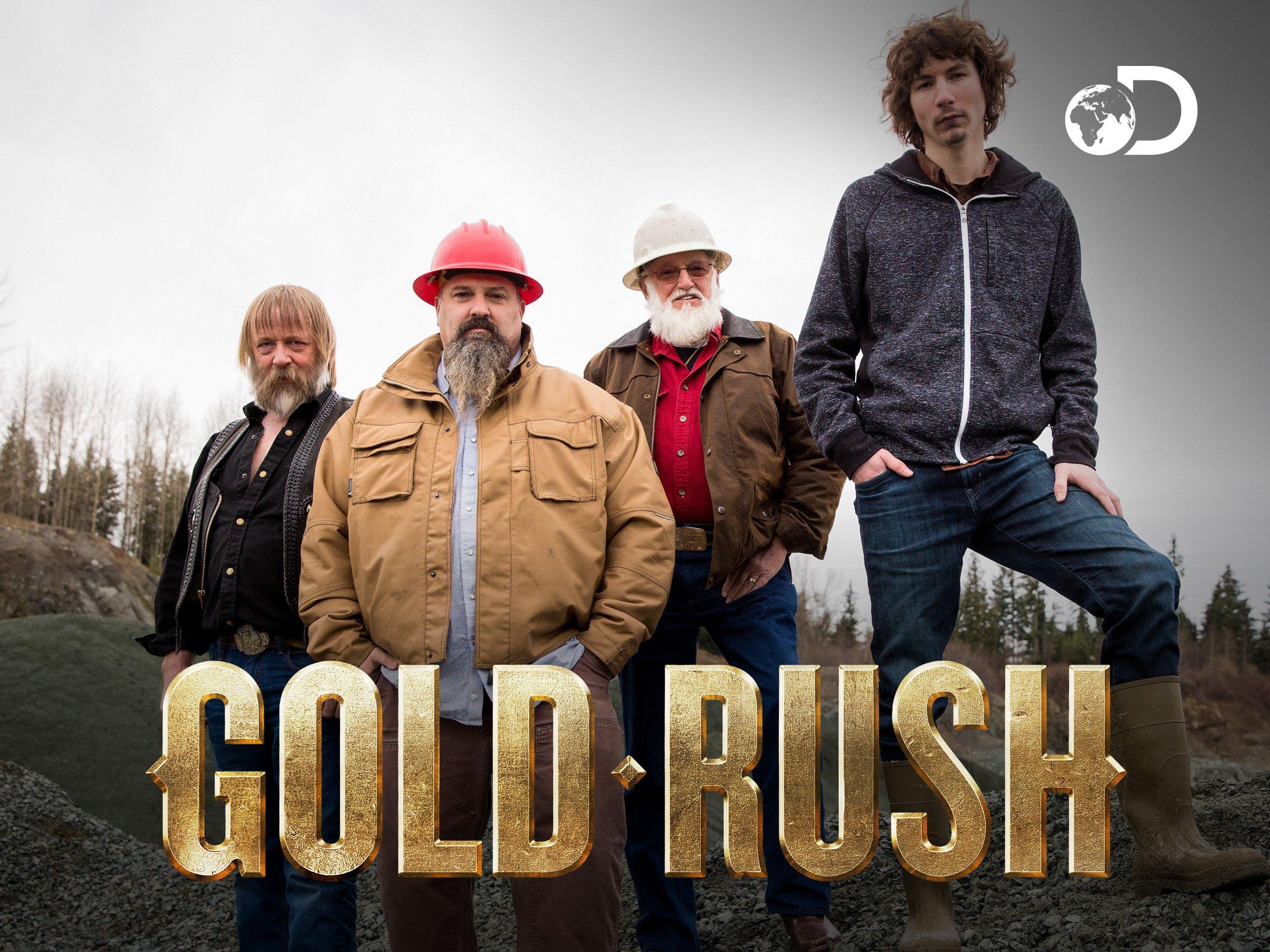 Amazon co uk: Watch Gold Rush - Season 7   Prime Video