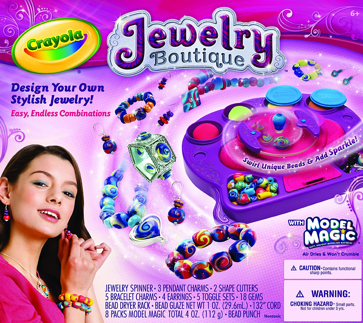 Crayola Model Magic Jewelry Studio