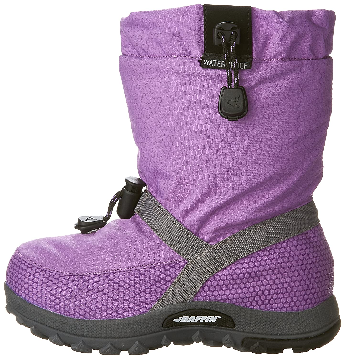 Baffin Unisex Ease Snow Boots EASEY001