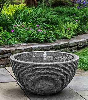 Campania International FTNCOV-LG-NA Fountain Cover Large Natural Finish