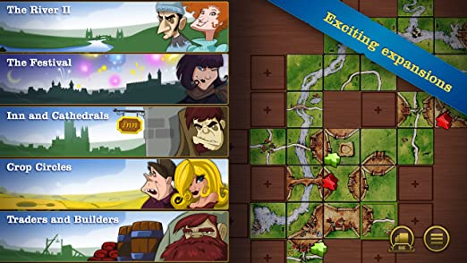 Amazon.com: Carcassonne: Appstore para Android