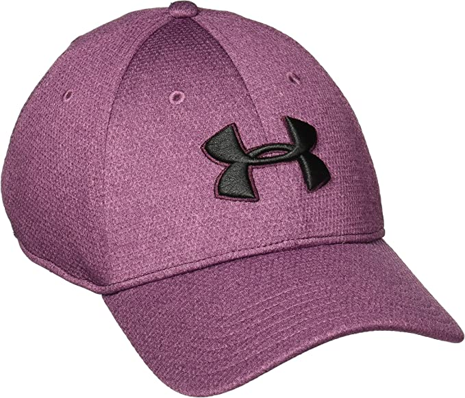Under Armour MenS Heather Blitzing Gorra, Hombre, Purpura, XL/XXL ...