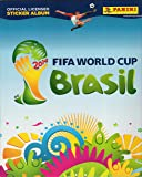 FIFA WM 2014 Sticker Album mit 80 Seiten für 640 Sticker [Import allemand]