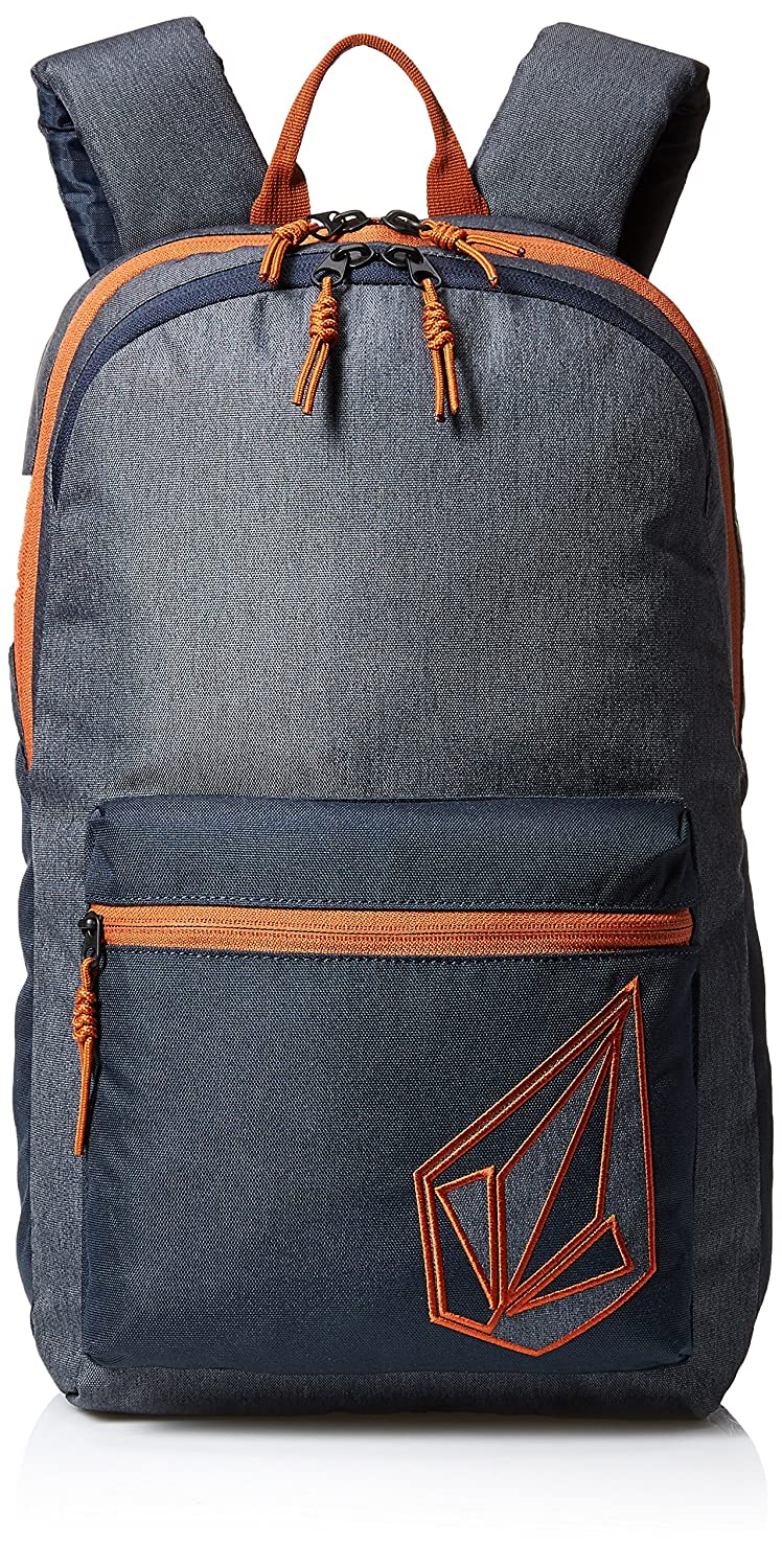Volcom Unisex Academy Backpack Black One Size Volcom Young Men' s D6531650