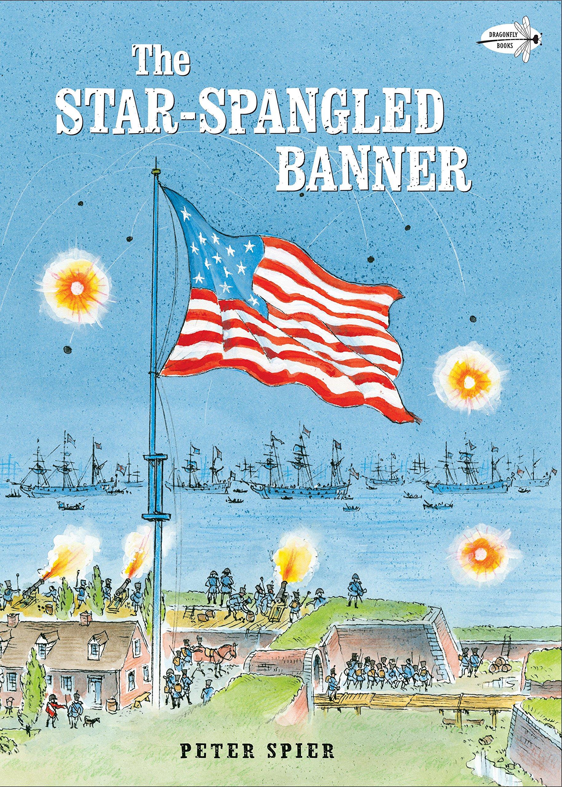 The Star Spangled Banner Reading Rainbow Books Peter Spier