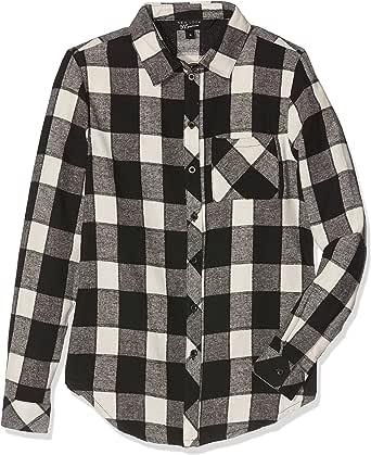 New Look 915 3860836, Camisa Para Niñas, Gris (Grey ...