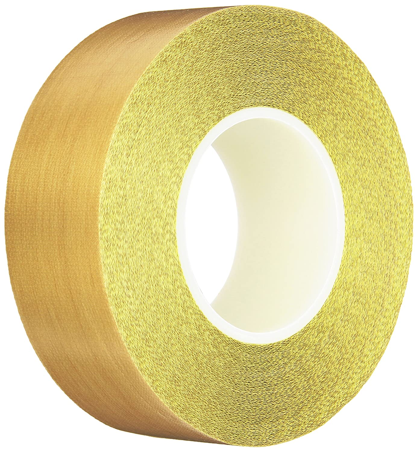 2 x 36 Yards Teflon 21-3S Teflon Coated Tape Silicone Adhesive