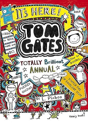 The Brilliant World of Tom Gates Annual (English Edition) eBook ...