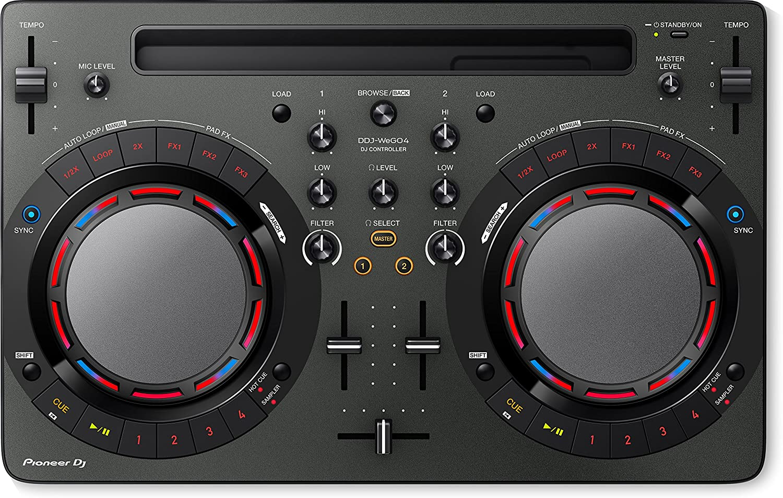 PIONEER PRO DJ (DDJ- WeGO4-K)