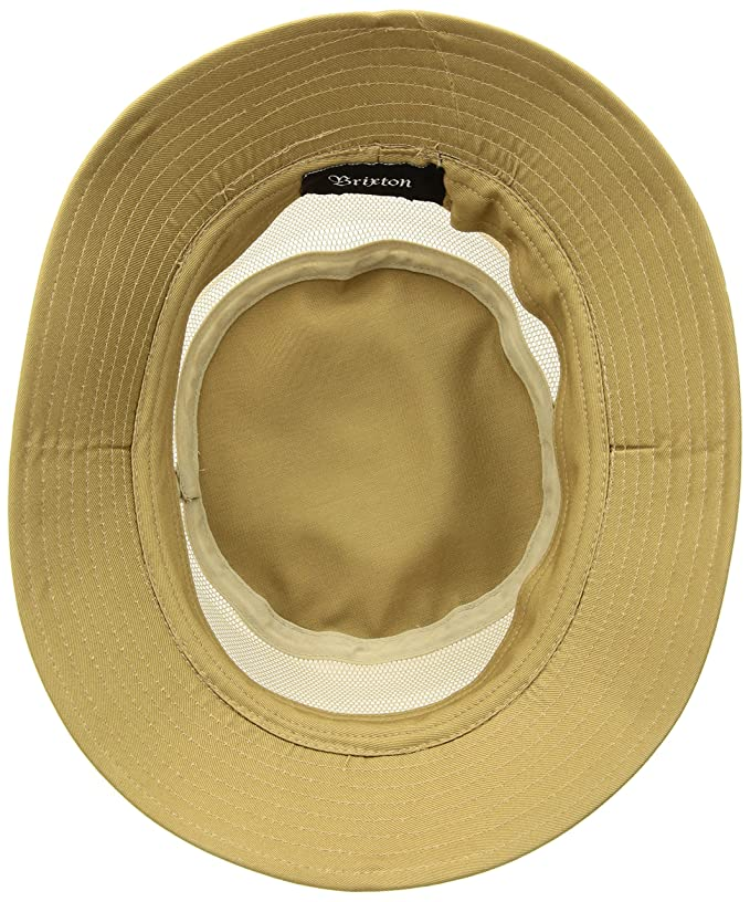 fa4f287f Brixton Mens Hardy Short Brim Mesh Bucket Hat Newsie Cap: Amazon.ca:  Clothing & Accessories