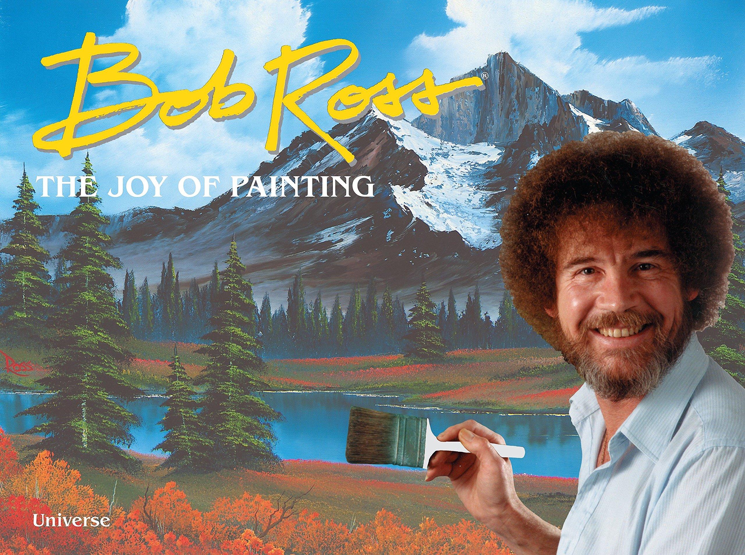 Bob Ross: The Joy of Painting Bob Ross, Joan
