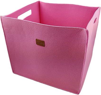 Set de 3 cajas feltbox caja de almacenamiento cesta de ...