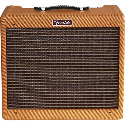 Fender Blues Junior III Tweed LTD · Amplificador guitarra eléctrica