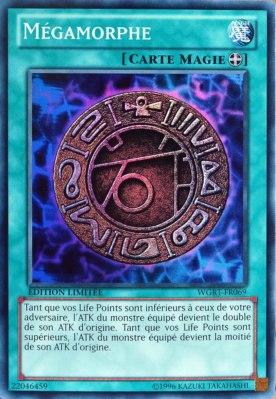 carte Yu-Gi-Oh WGRT-FR069 M/égamorphe