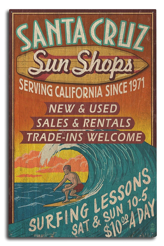 超爆安 Santa Cruz、カリフォルニア – Sun – Shops Wood 10 Surf Shop Vintage Sign 12 x 18 Metal Sign LANT-37091-12x18M B07367786J 10 x 15 Wood Sign 10 x 15 Wood Sign, 湯原町:ae8274f0 --- mcrisartesanato.com.br