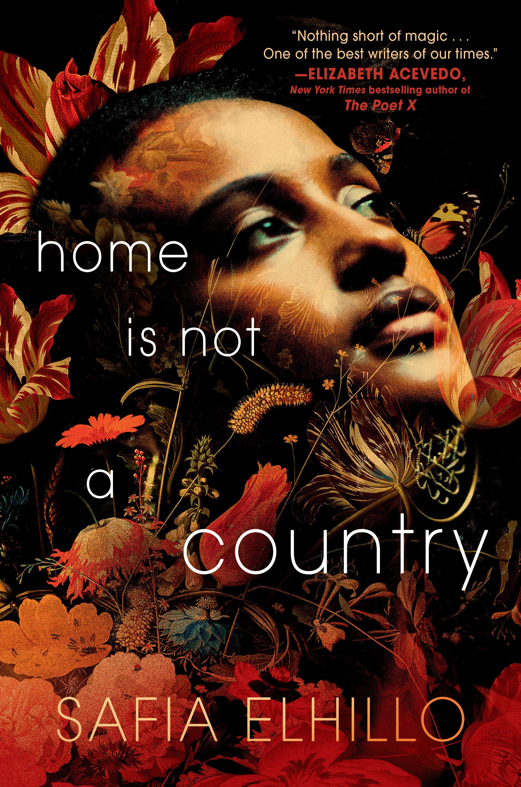 Amazon.com: Home Is Not a Country (9780593177051): Elhillo, Safia: Books