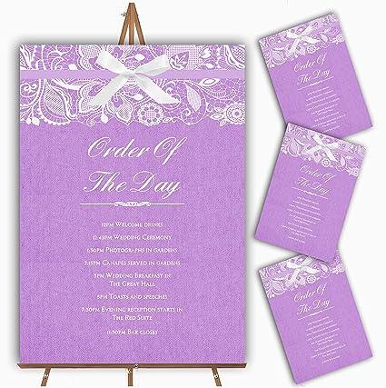 Tarjetas de felicitación de boda personalizadas de arpillera y ...