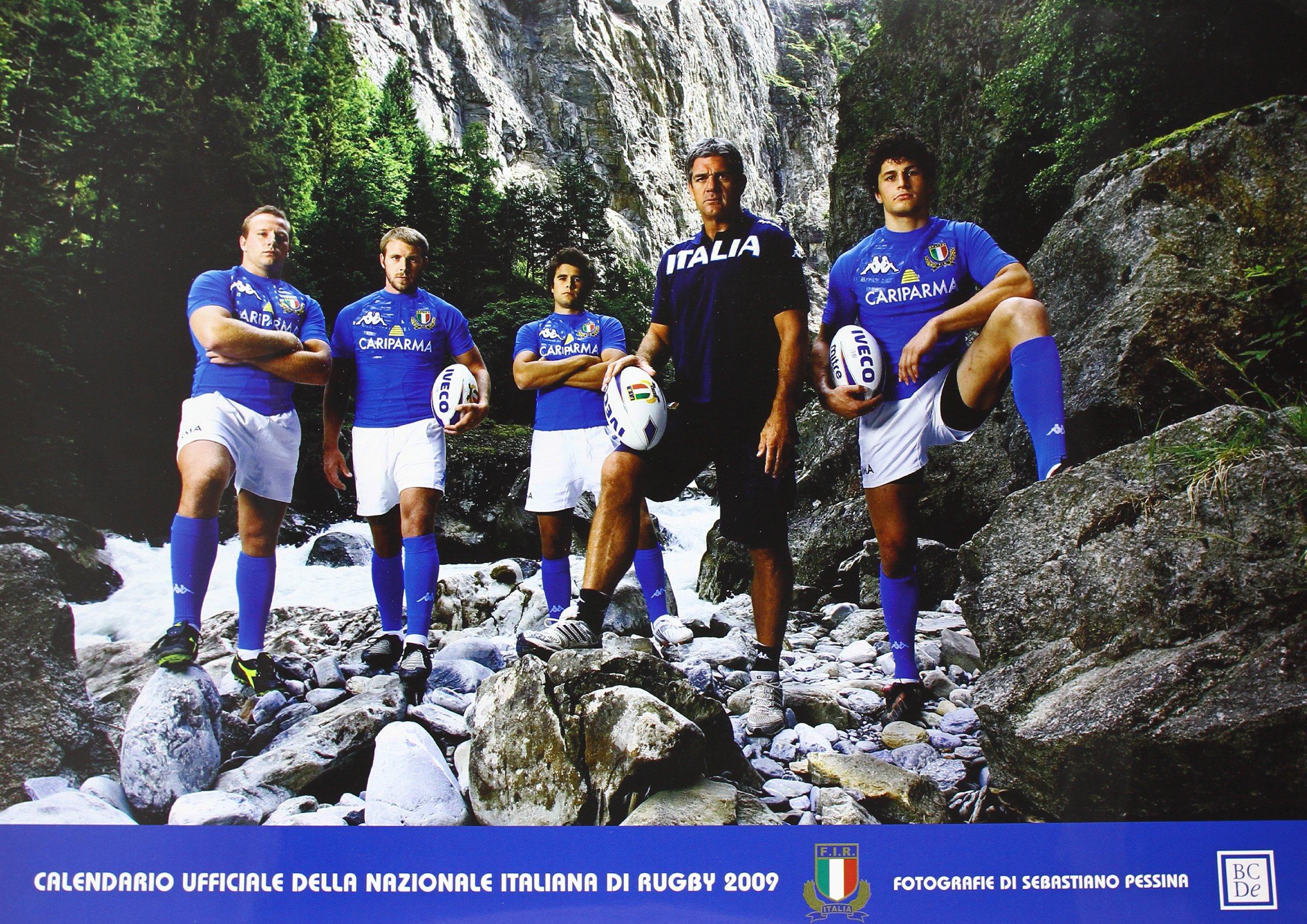 Italia Nazionale Calendario.Calendario Ufficiale Della Nazionale Italiana Di Rugby 2009