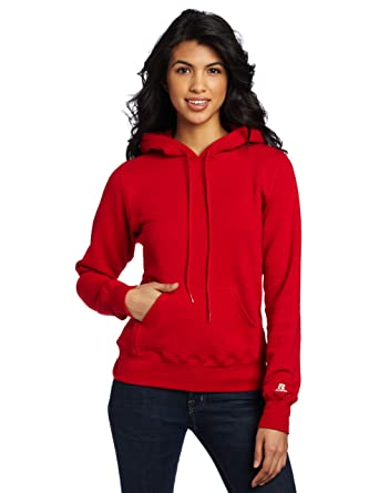 Amazon.com: Russell Athletic Women's Dri-Power Fleece Pullover ...