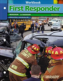 First responder 8th edition j david bergeron gloria bizjak student workbook for first responder 8th edition fandeluxe Image collections