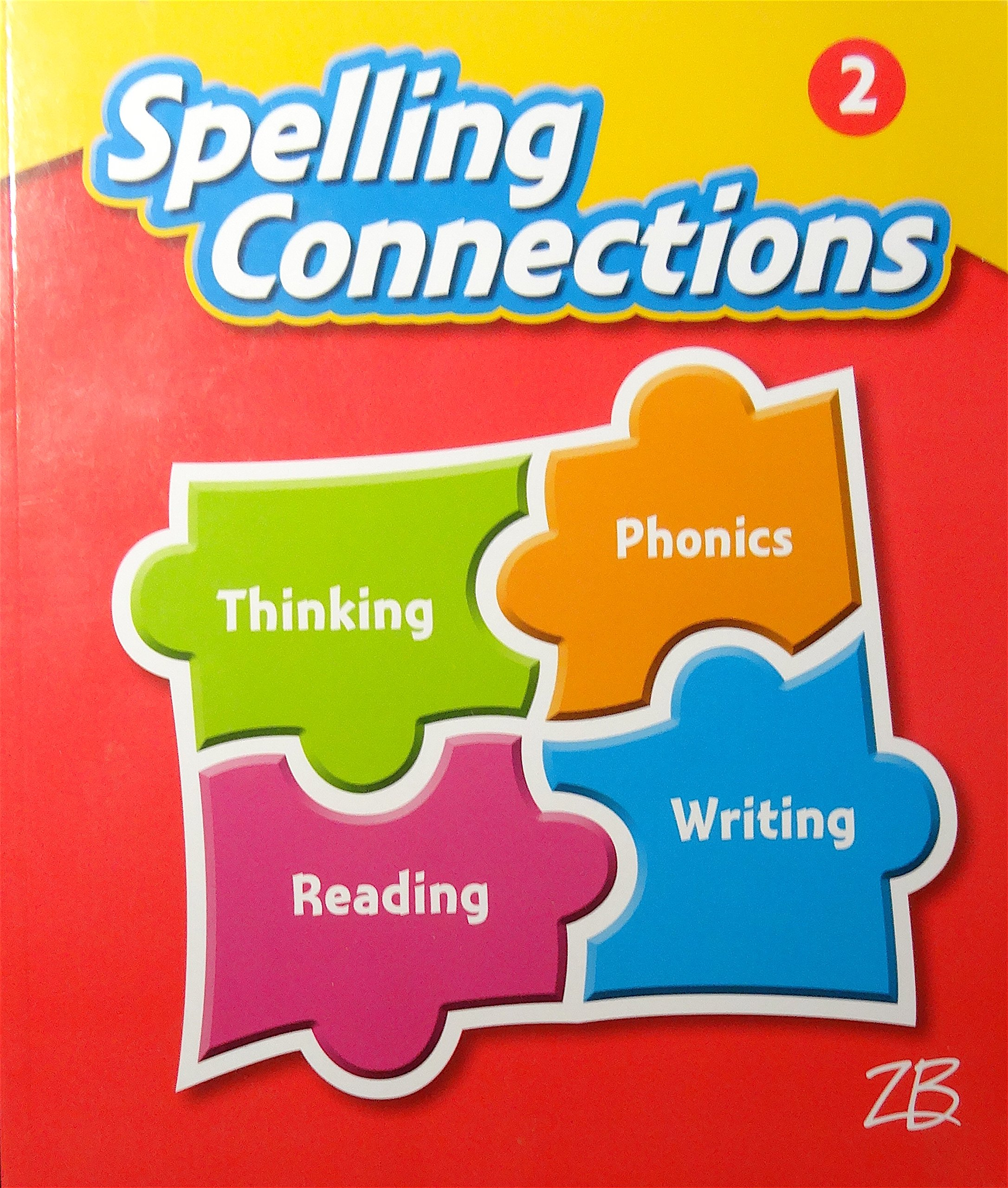 Spelling Connections Grade 2 Student Edition PDF