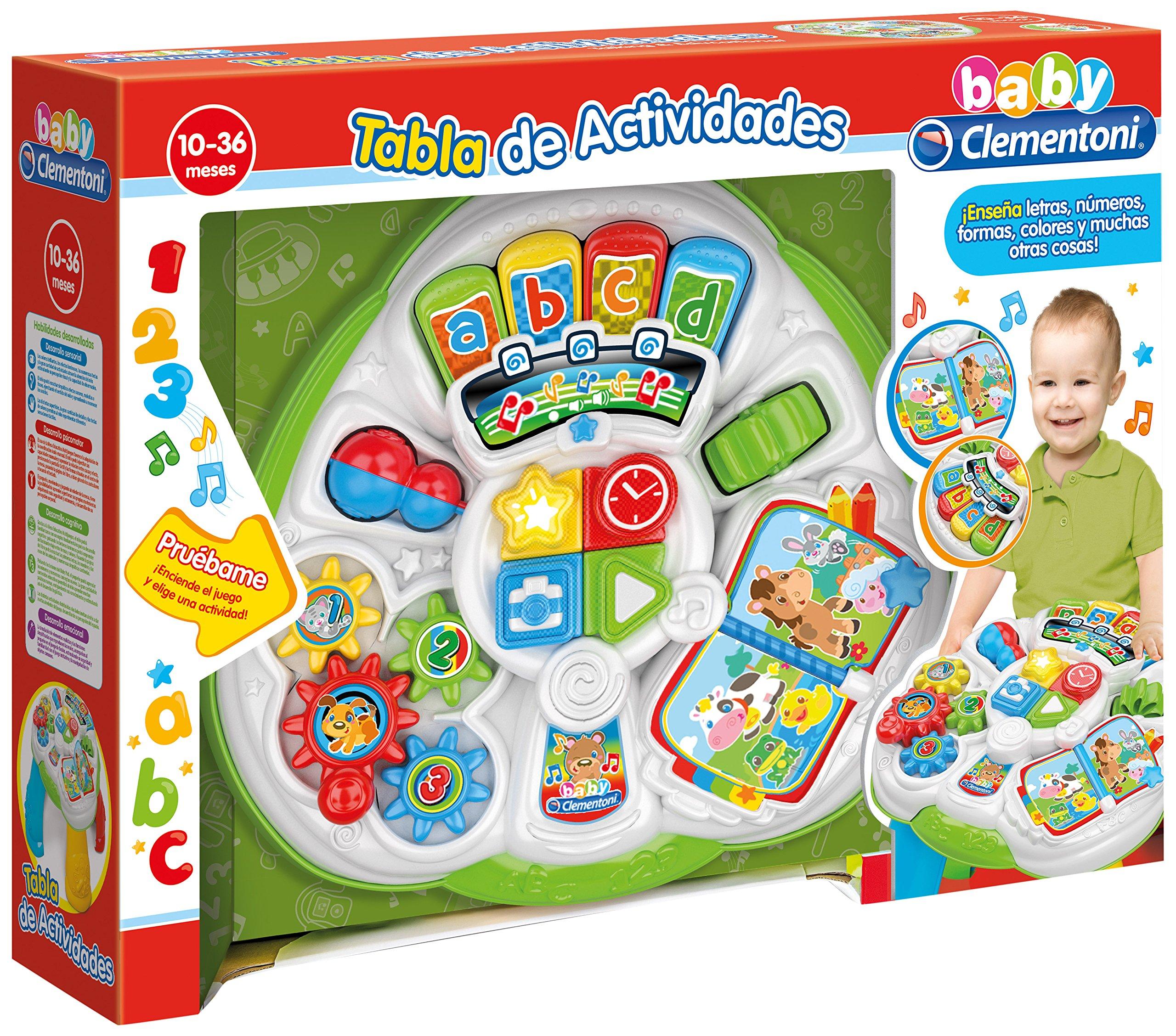 Baby Clementoni-Educational Multi Games Table (55199.6)