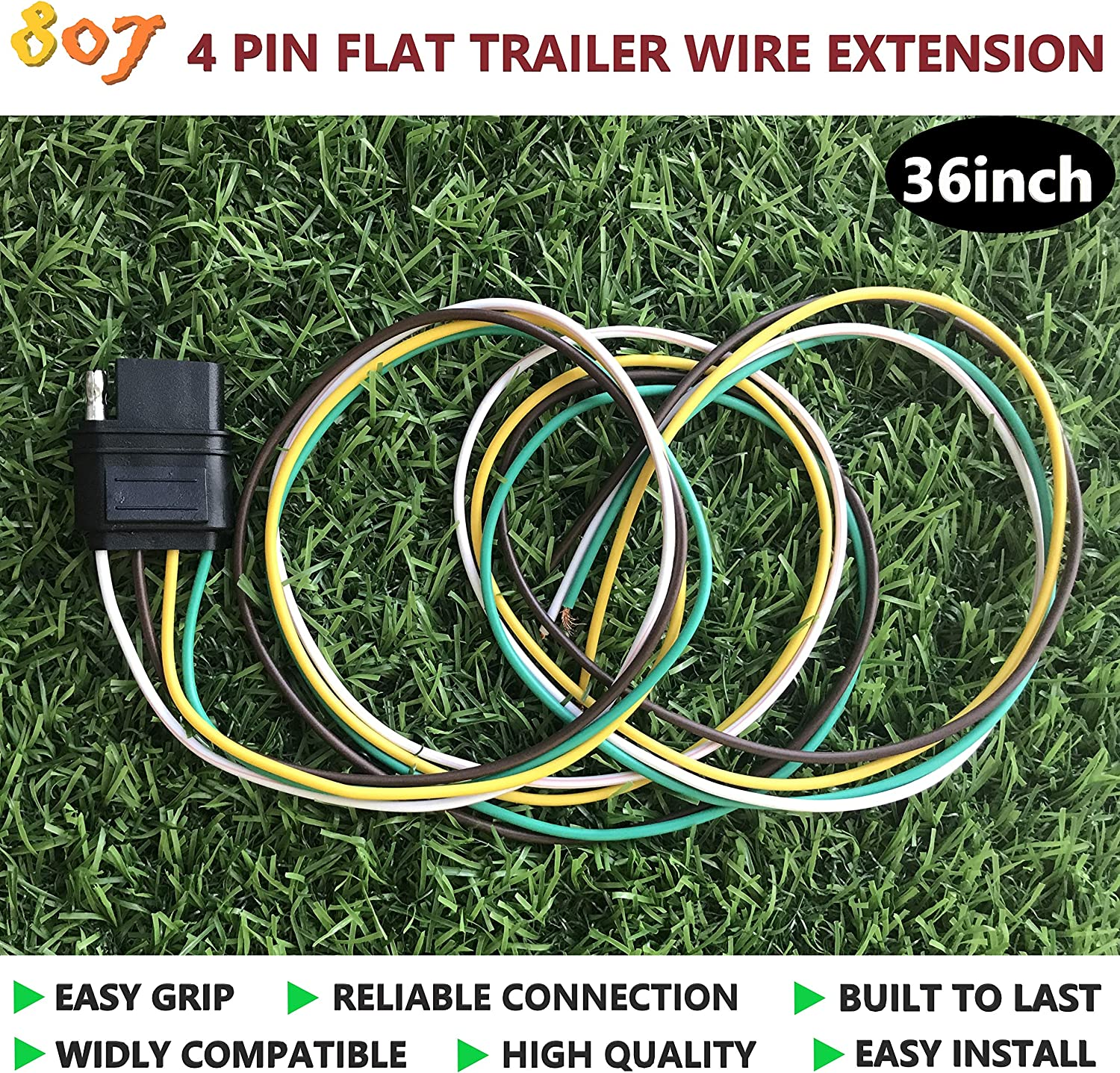 Trailer Wiring Diagram 4 Way Flat from images-na.ssl-images-amazon.com