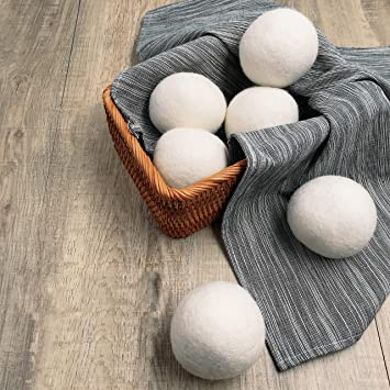 Amazon.com: SORMAG - Bolas de lana para secadora orgánicas ...