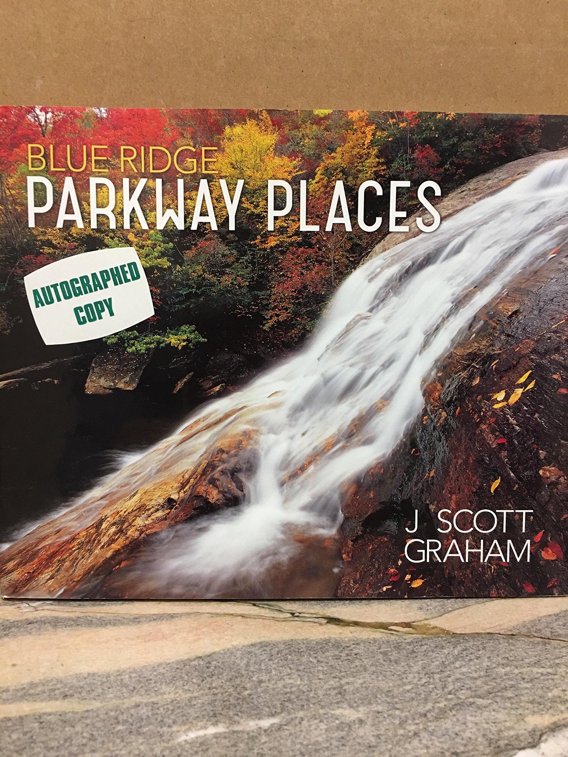 Download Blue Ridge Parkway Places PDF